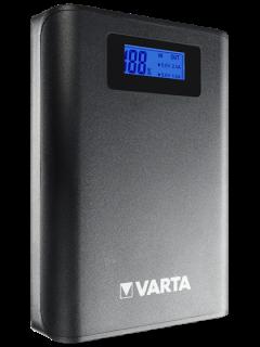Външна батерия за телефон Varta Power Bank 7800 mAh с LCD