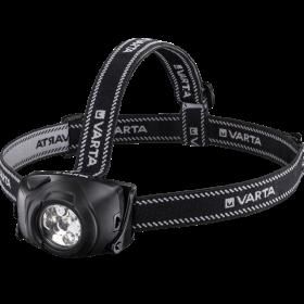 Фенер за глава Varta Indestructible H10 с 3 батерии ААА