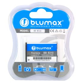 Blumax Repl.Battery for Blackberry 8310 CS-2 Li-ion 800mAh