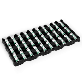 30 батерии 14500 Saft LS 14500 AA 3.6V 2600 mAh